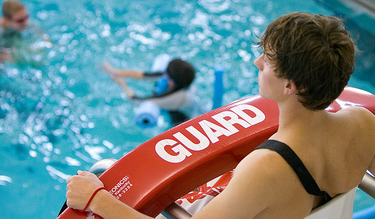 Lifeguard services lifeguards pool monitors Swimming pool lifeguard requirements