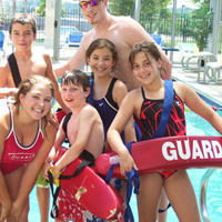 Junior Lifeguards