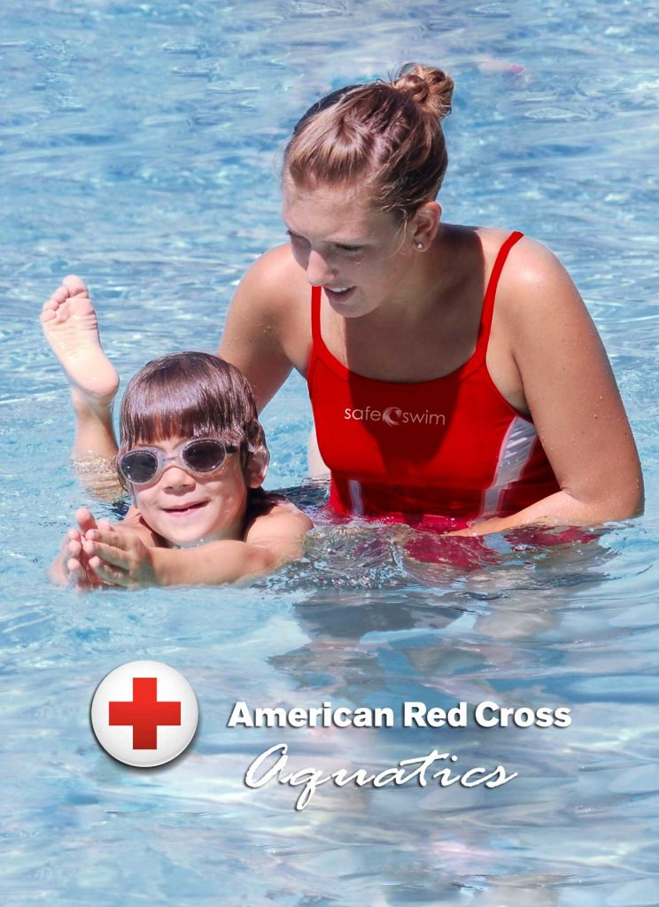 red cross swim instructor training train photos collections optikimages co