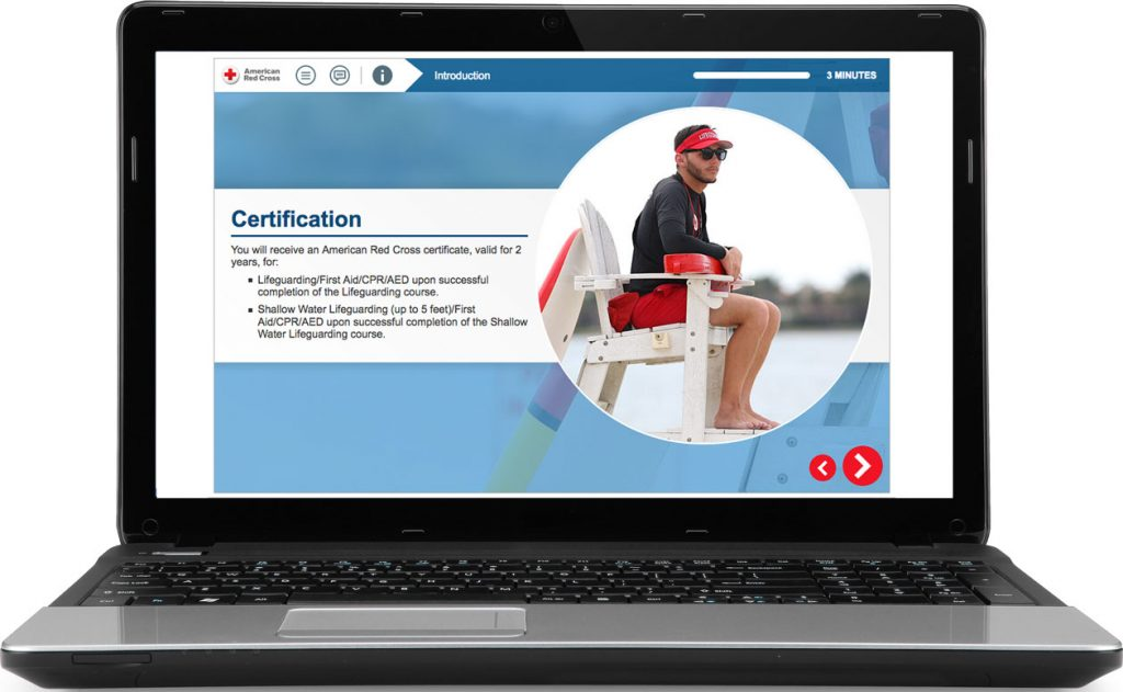 Lifeguard Online Course